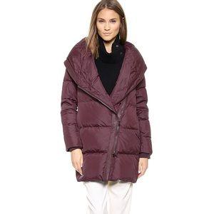 Vince. Shawl-Collar Puffer Coat